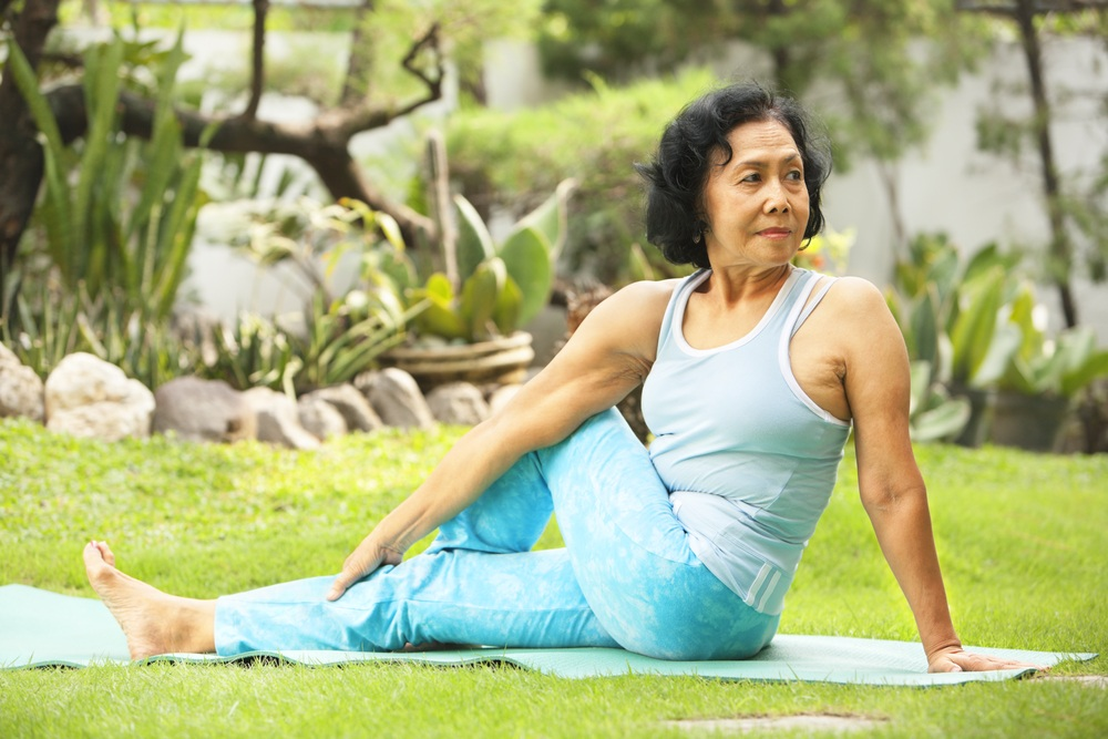Gentle Stretching to Relieve Aches and Pains
